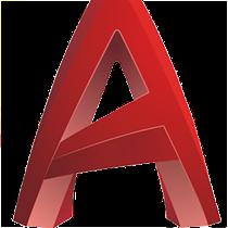 AutoCAD 2019 logo, icon