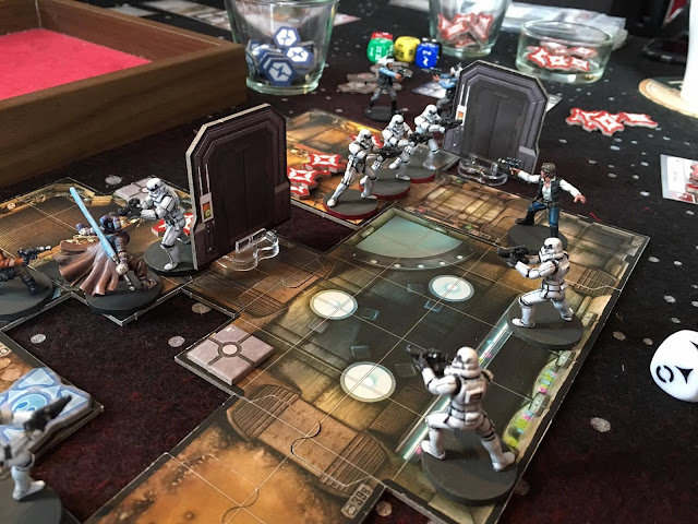 Imperial Assault from FFG Han Solo makes his appearance