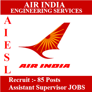 Air India Engineering Service Limited, AIESL, Air India, AIESL Answer Key, Answer Key, aiesl logo