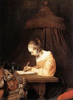 Θέλω να σου γράψω ένα γράμμα… της Μαίρης Λακουμέντα