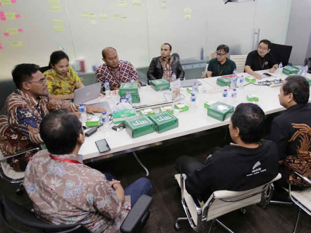 Telkom Indonesia Benchmark Sistem Pengelolaan CSR dan PKBL Pertamina