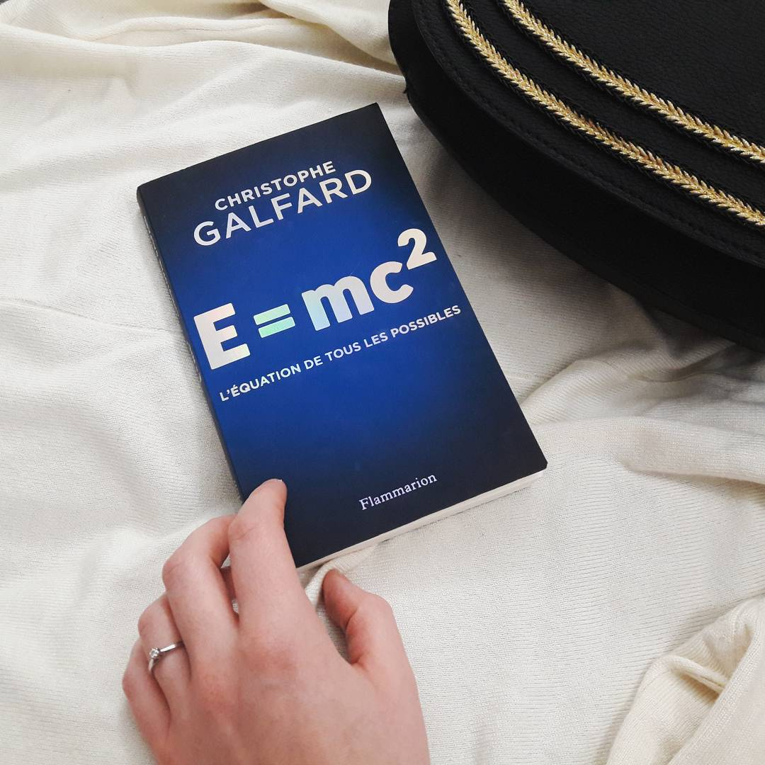 E=mc2 de Christophe Galfard