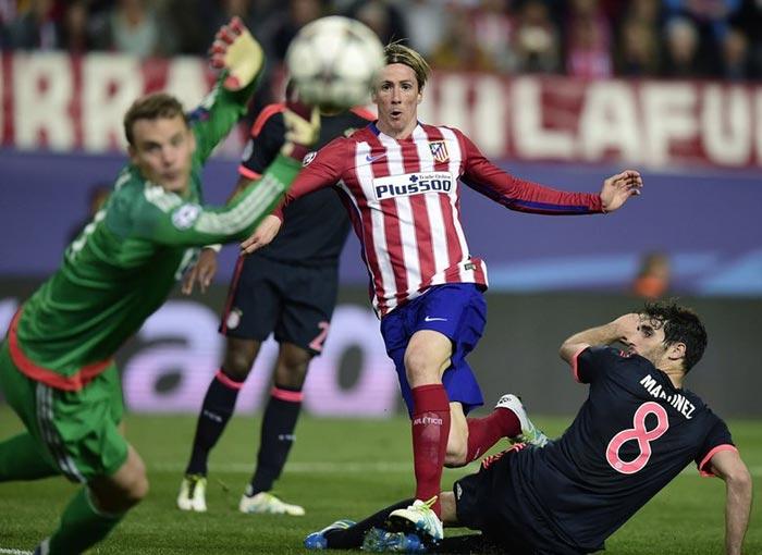 UCL Match: Atletico Madrid 1 - Bayern Munich 0 (Full Time)