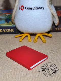 авторская игрушка сова