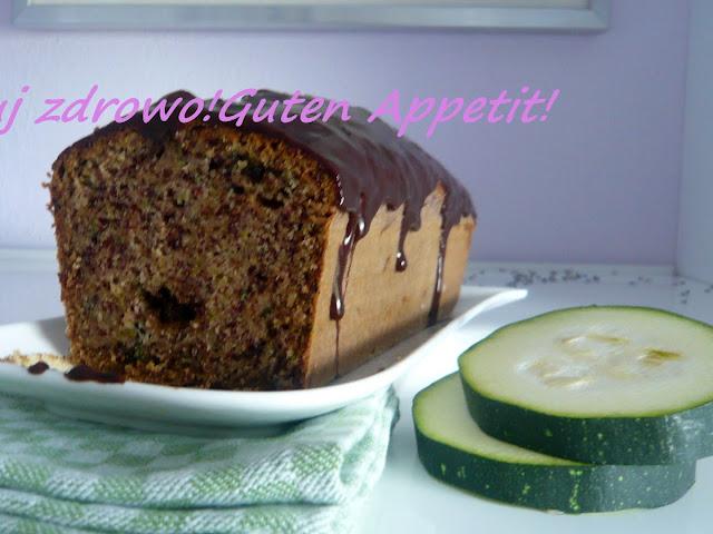 Czekoladowe ciasto z cukinią - Czytaj więcej »