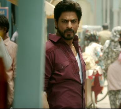 Shahrukh Khan Images And Looks In Raees Movie
