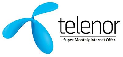 telenor super monthly internet offer