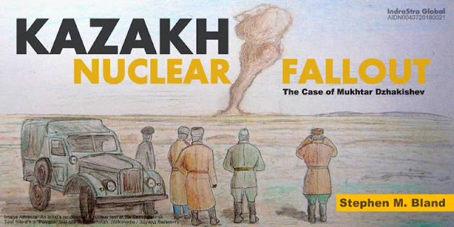 Kazakh Nuclear Fallout: The Case of Mukhtar Dzhakishev