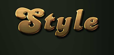 Latest Free Photoshop Text Styles & Effects - 02