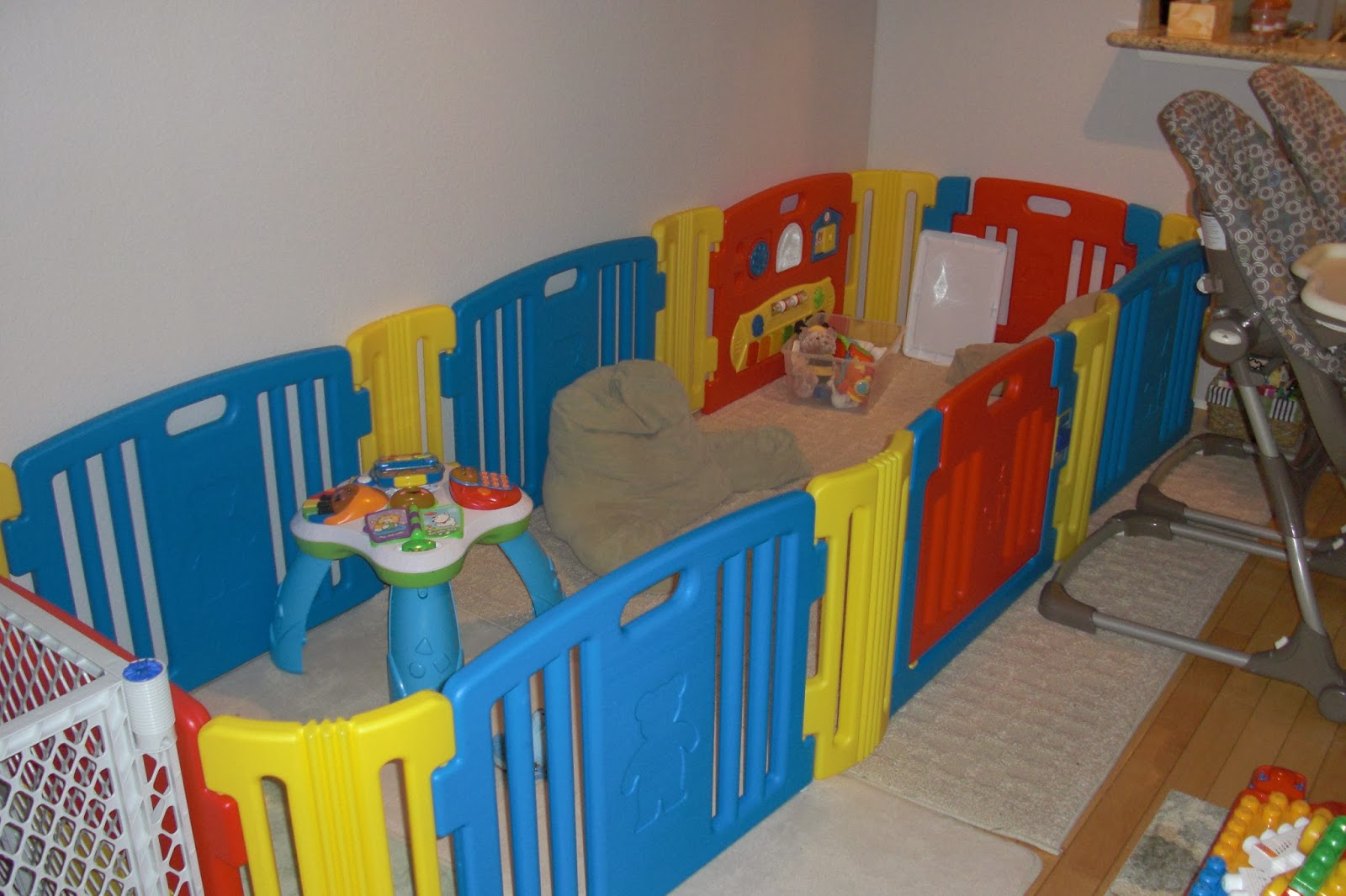 Twindustrious Play In A Small Home The Playpen