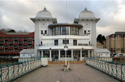 Penarth Pier Pavilion (Photo Ben Salter - from Flickr)