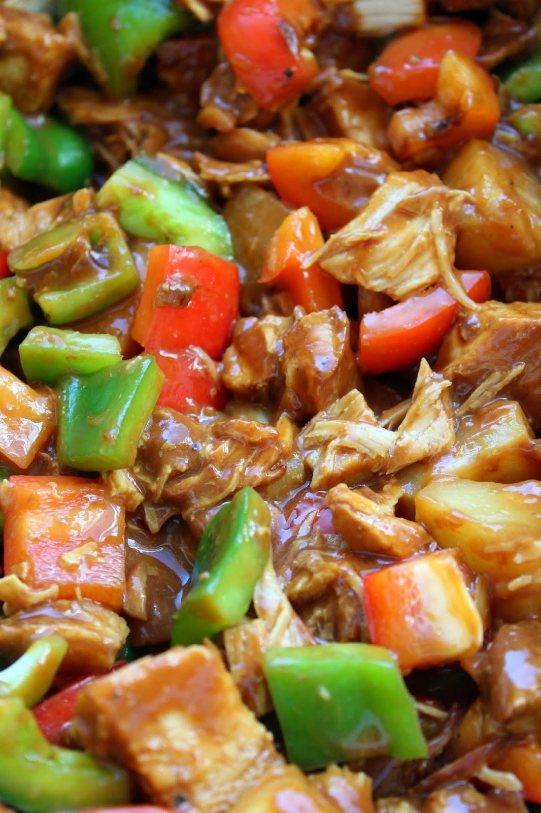 Sour Chicken Recipe