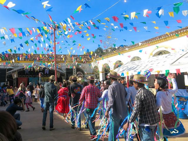 Festa Junina no Arraiá do Chi Pul Pul, em São Luiz do Paraitinga