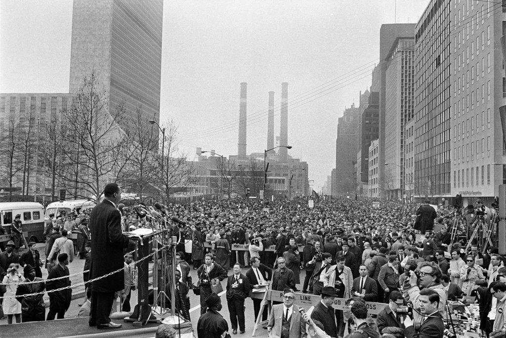 ouled berhil press La dernière année de la vie de Martin Luther King Jr. selon le Times.