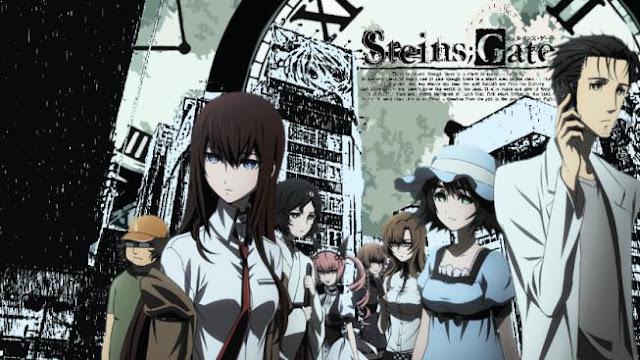Steins;Gate - Daftar Anime Mirip Charlotte
