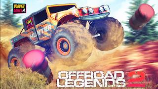 Offroad Legends 2 APK DATA