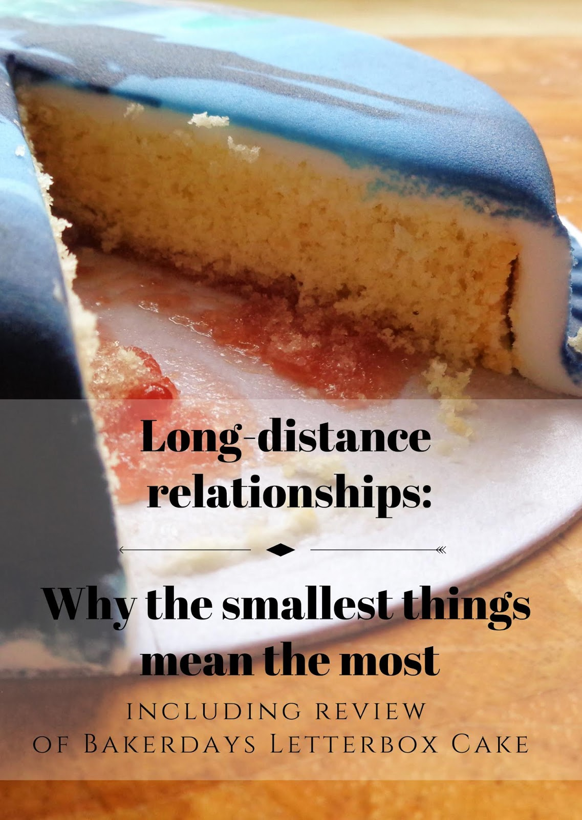 Long-Distance Relationships: Why the Smallest Things Mean the Most