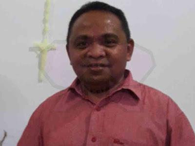 Petrus Matruty Minta Masyarakat Tanimbar Terima Hasil Pemilu 2019 Dengan Lapang Dada