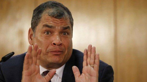 rafael correa no hay crisis en venezuela