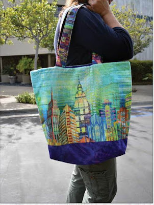 b81b6417c3 Quilt Inspiration  Free pattern day  Tote bags !