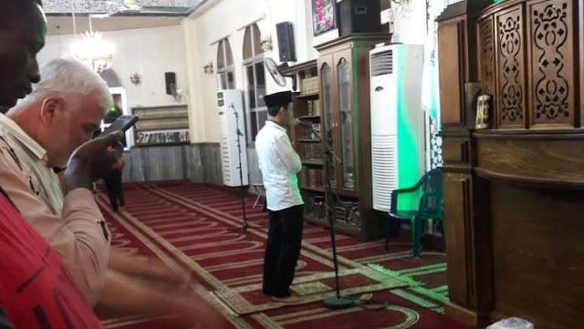 Mahasiswa RI Jadi Imam Rutin Tarawih di Lebanon