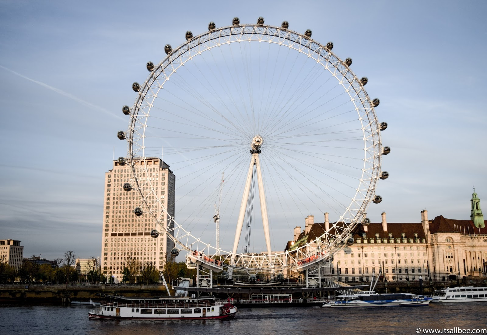 London Eye Southbank