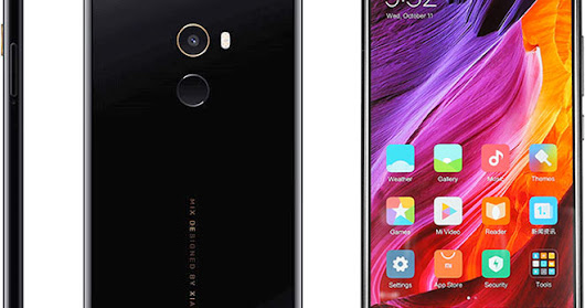 Xiaomi Mi MIX 2 Latest Firmware File ( Official Firmware)