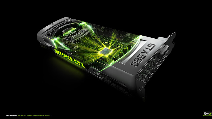 Wallpaper: nVidia GeForce GTX 980