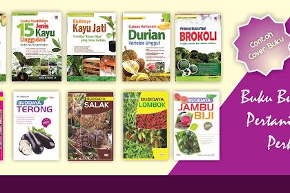 Buku Perpustakaan Desa - Buku Budidaya Pertanian dan Perkebunan