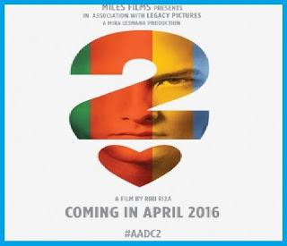 Film Ada Apa Dengan Cinta AADC 2