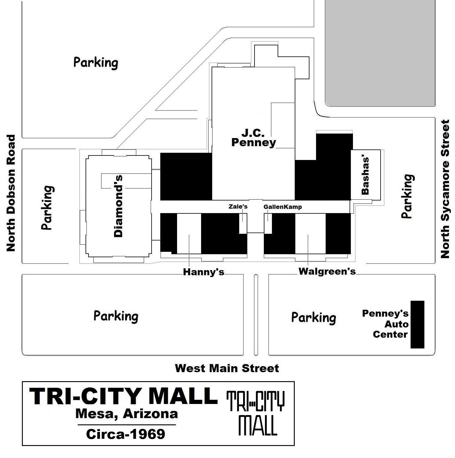 Mall Hall Of Fame