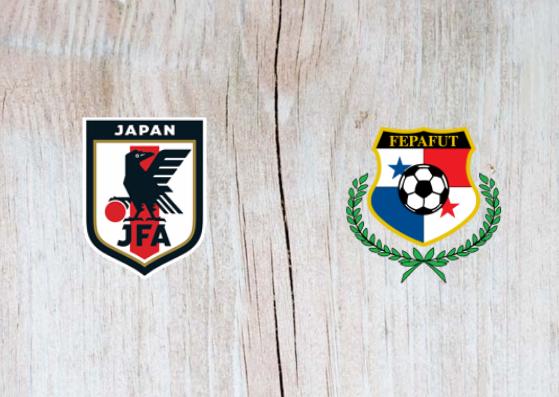 Japan vs Panama - Highlights 12 October 2018