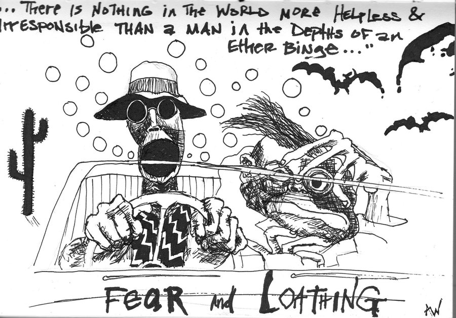 Fear And Loathing In Las Vegas Book Pdf