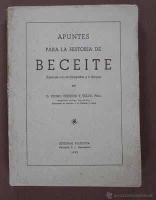Apuntes para la historia de Beceite (usados) en casa del libro,