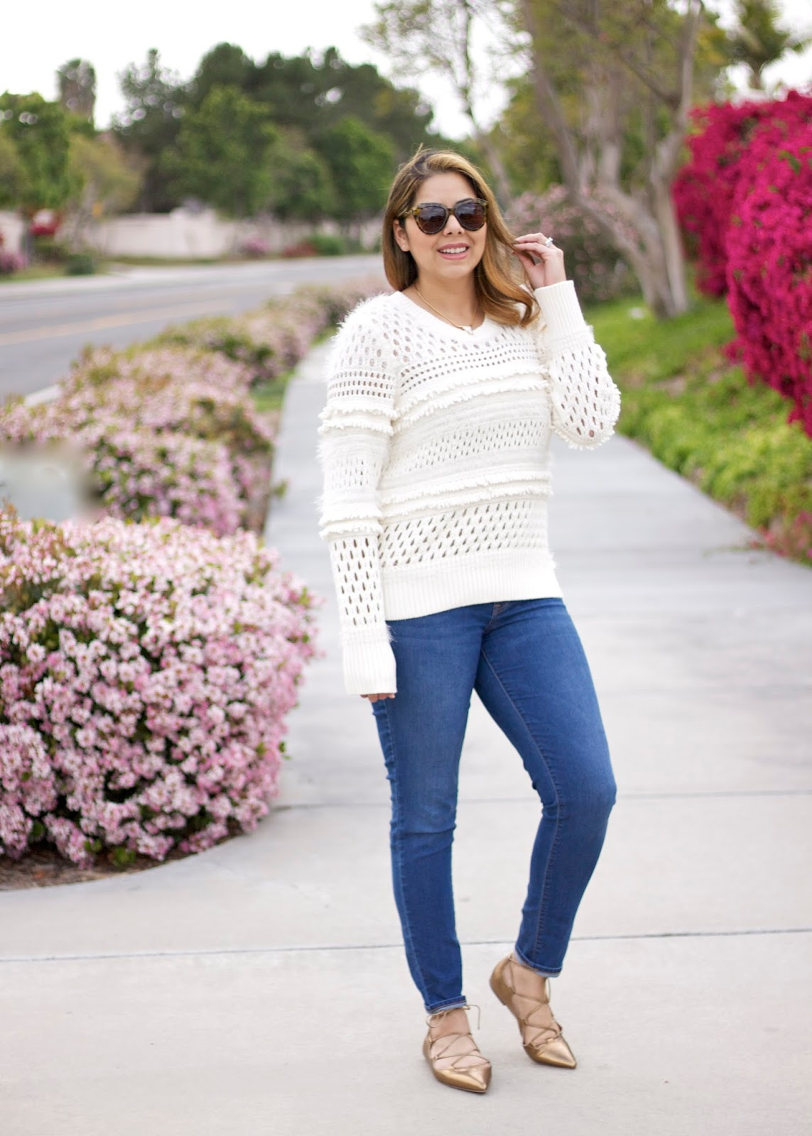 Spring 2016 Fashion, Banana republic pull over sweater, san diego fashion blogger