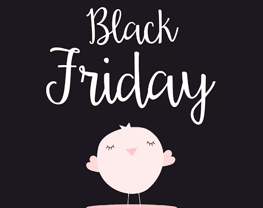 Black Friday en Cucosbaby.com
