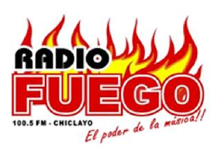 Radio Fuego 100.5 FM Chiclayo