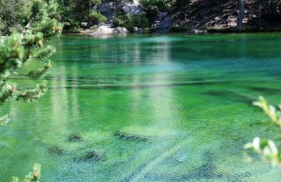 lago Verde Bardonecchia