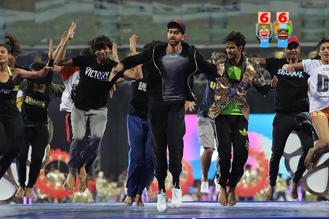 Hrithik Roshan VIVO IPL 2018 Opening Ceremony Dance Performance Rehearsal