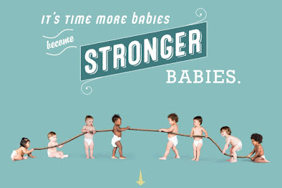 Strong Baby project, Strong Baby campaign, Knox County Health Department, Knoxville, Tennessee, Stronger Babies, commercial photography, ALM Photo, babies, composited images, High Resolutions,