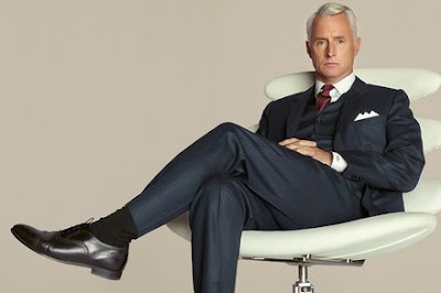 Roger Sterling Mad Men