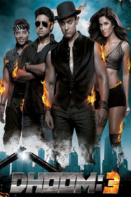 Dhoom 3 (2013) Hindi 480p BluRay 550MB