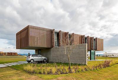 5 casas gaúchas contemporâneas - do container ao popular
