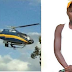 Update! Police arrest man who clung on moving helicopter carrying Kenyan politician