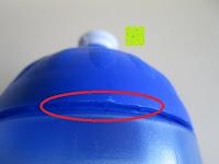 Deckel: ISYbe - Die schadstofffreie, auslaufsichere Trinkflasche ohne Weichmacher