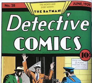 Detective Comics 28 cover