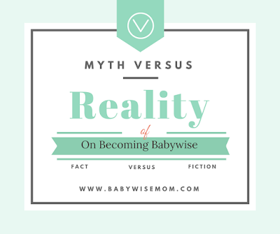 Myths versus realities of Babywise