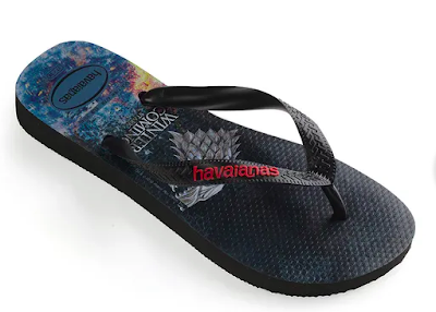 Chinelo havaianas game of thrones