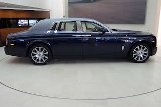 Rolls Royce, BMW Welt.