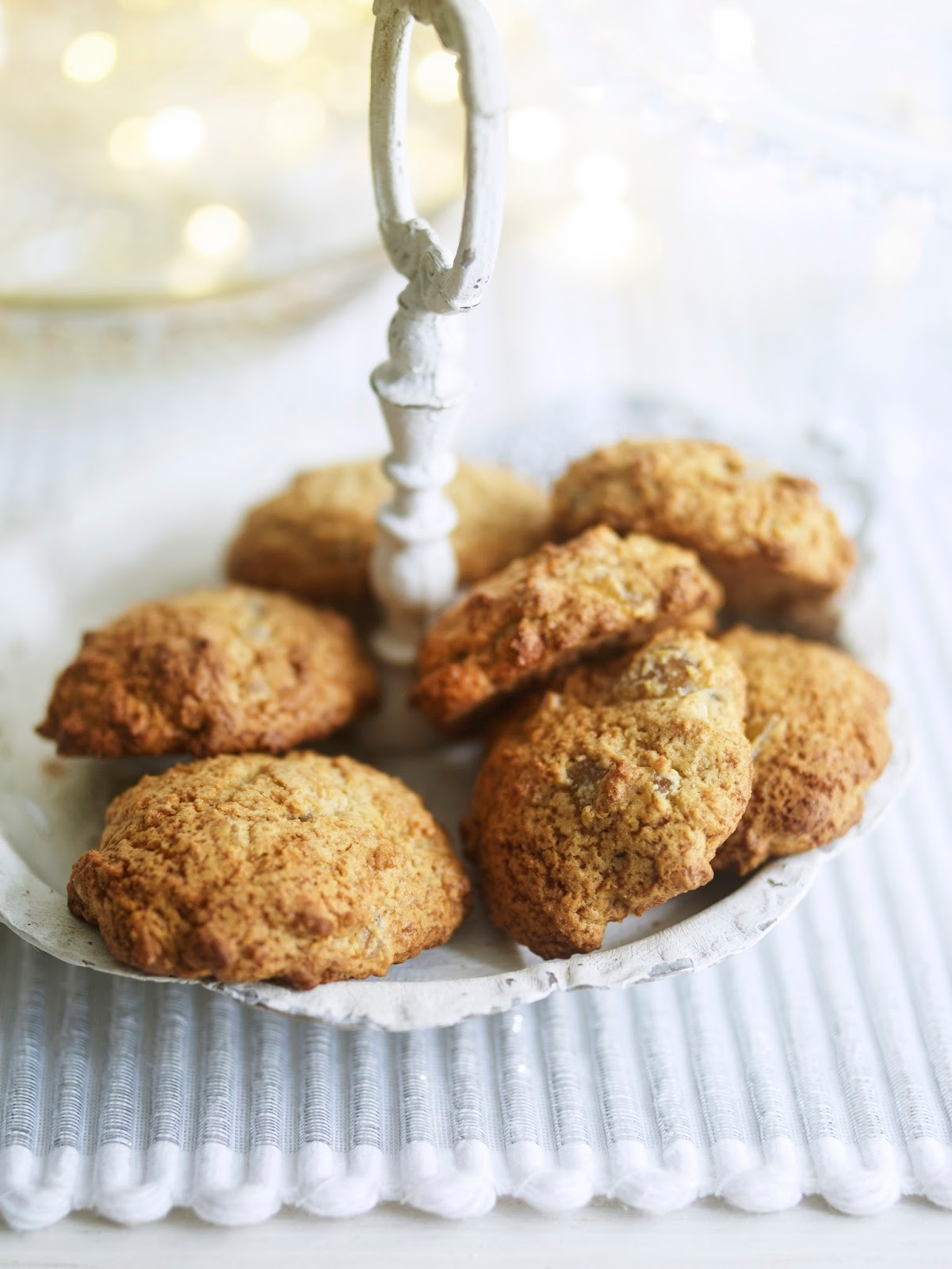 Ginger Cookies: Great For Afternoon Tea